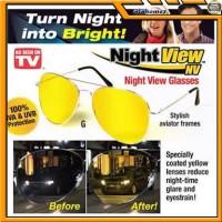 Night View Glasses Vision Kacamata Anti Silau AL328