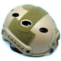 Helm Tactical Airsoft Gun Terbaru Coklat 003609