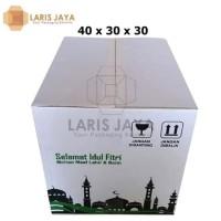 HOT SALE Kardus / Box Parcel Lebaran / Box Idul Fitri 40 x 30 x 30 cm