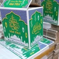 HOT SALE Kardus Lebaran Boks Parsel Kotak Box Parcel Idul Fitri