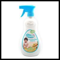 Promo Gila Cradle Toy & Surface Cleaner 500 Pembersih Mainan Anak Bayi