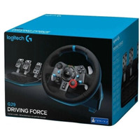 PS4/PS3/PC Logitech G29 Steering Wheel (No Shifter)