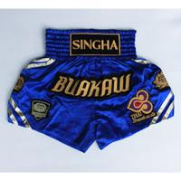 Promo Celana Muay Thai Import, Muay Thai Short Premium Murah CT035
