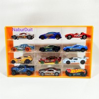 Hot Wheels Acrylic Box Case Rak Kotak Susun Hotwheels Acrilyc Display