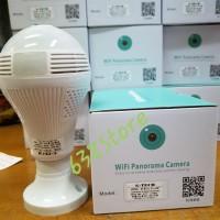 CCTV Wireless Lampu 960P