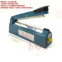 Alat Press Plastik - Impulse Sealer PFS (plastik) 20cm (00251.00004)