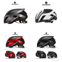 ROCKBROS Bike Helmet 3 in 1 Type TT-30 - Helm Sepeda