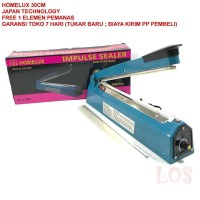 Alat Press Plastik - Impulse Sealer PFS (plastik) 30cm (00112.00121)