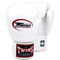 Sarung Tinju Twins Glove White 10 Oz