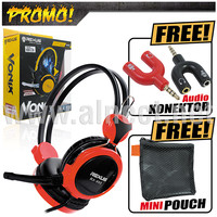 Headset Gaming Stereo Rexus Vonix RX-995