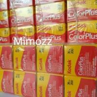 Clearance Sale Roll Film 135 - Kodak Color Plus isi 36 asa 200 - Rol