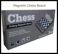 Koleksi Terbaru Magnetic Board Chess - Mainan Anak Board Game Terbaik