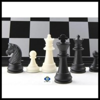 Model Terbaru Chess Folding Magnetic Board / Mainan Catur / Mainan