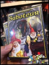 New Items Saboteur Board Game ( Original ) / Boardgame / Games Spesial