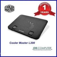 Cooler Master Notepal L200 Dual Purpose Laptop Coolingpad fan L 200
