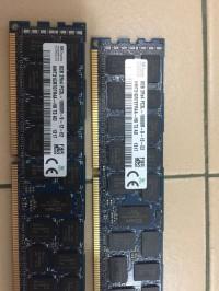 Memory RAM Server DDR3 8GB 10600 PC3L-10600R 8 GB