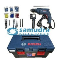 BOSCH Bor Listrik GSB FREEDOM Tool Box & 100 Pcs Sekrup Fi Berkualitas