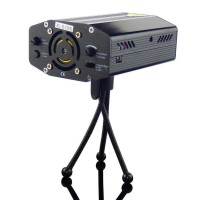 LED Stage Lighting Mini R&G Laser Projector Disco Party Club DJ Light