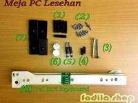 HOT SALE Meja Komputer PC Lesehan Rapindah Terjarmin
