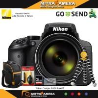 HOT PROMO RAMADHAN Nikon Coolpix P900 (Paket Gebyar)