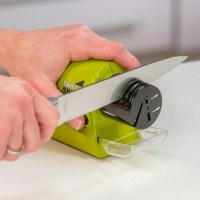 New Alat Pengasah Pisau Elektrik / Swifty Sharp Electric Knife