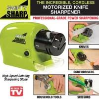 New SWIFTY SHARP POWER SHARPENING PENGASAH PISAU MOTORIZED KNIFE