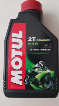 Motul 510 Powerlube 2T Oli samping motor 2 tak