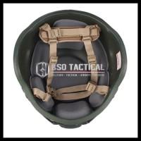 Cuci Gudang Helm Tactical Emerson Gear Mich 2000 Military Airsoft Helm