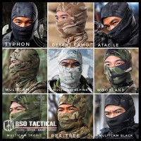 Super Promo Masker Full Face Military Airsoft Balaclava Rattlesnake
