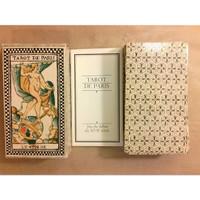 (Ready) Tarot de Paris Kartu Tarot Ramal Marseille Antik Vintage