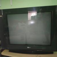 TV Tabung LG 21FU3RD Pearl Black 21 inch