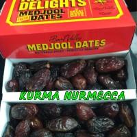 Kurma Medjool 1kg, Jumbo, Super, Oleh Oleh Haji