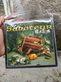 DISKON BESAR saboteur board games