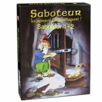 BARU Saboteur Combo 1 dan 2 Card Games
