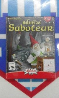 SPECIAL EDITION Saboteur Card Game