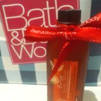 BBW Nourishing Body Oil Orange Ginger Aromatherapy Ramadhan Gift Promo