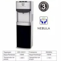 Dispenser Gea nebula galon bawah khusus medan