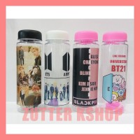 My bottle custom ( kpop/anime/foto sendiri dll )