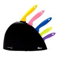 Oxone OX-606 Rainbow Set Pisau Dapur