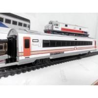 Miniatur Kereta Api Indonesia - Gerbong Premium