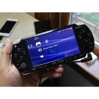 PSP SLIM 3000 SONY TERBARU + MEMORI 32GB/16GB/8GB FREE GAMES