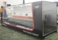 Promo Miniatur Kereta Api Locomotive Cc201 Lk10 - Putih Tbk