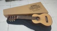 Guitalele GL1 seri Custom Supercopy Ukulele 6 senar,gitar Berkualitas