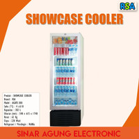 GEA/GETRA/RSA AGATE-300 Showcase Cooler