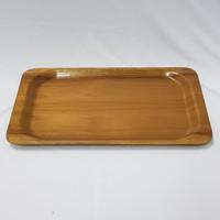 Nampan Baki Kayu 45 cm