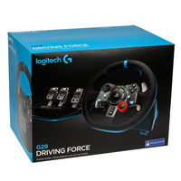 LOGITECH G29 DRIVING FORCE WHEEL Steering Wheel FOR PS4/PS3/PC