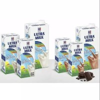 Ultra Milk Low Fat Plain 250ml