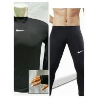 adidas Manset armour Nike stel under Baselayer satu panjang