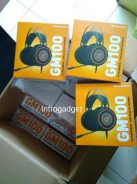 Dijual Dbe Gm100 Gaming Headphone Headset Game Berkualitas