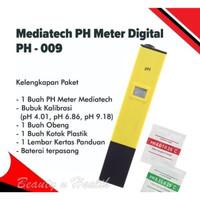 pH Meter Digital Tester Hidroponik / Akuarium / Kolam Renang